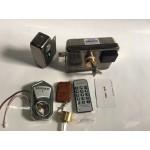 Khóa cổng điện tử thông minh SMART REM01, thẻ từ, remote, chìa cơ