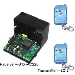Board mạch điều khiển từ xa 1 lệnh RF-01
