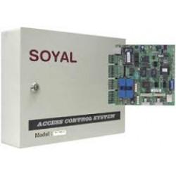 Bộ điều khiển trung tâm Soyal AR-716Ei