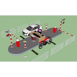 Giải pháp bãi giữ xe thông minh