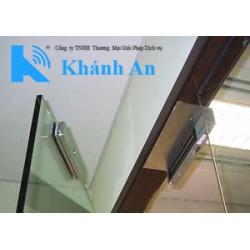 Hướng dẫn cách lắp đặt khóa nam châm cho hệ thống cửa kiểm soát ra vào