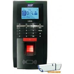 Máy chấm công và kiểm soát cửa ra vào HIP C806