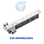 Khoá chốt rơi YB-600B(LED), có chìa khóa cơ thường đóng